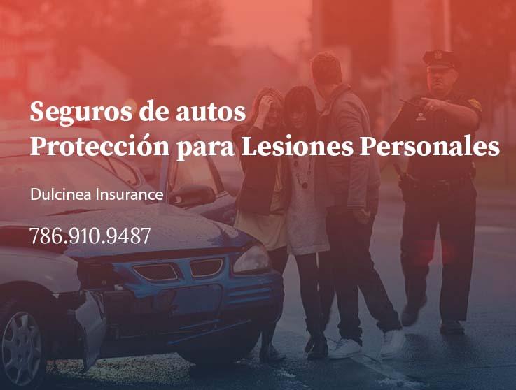 Protección para Lesiones Personales