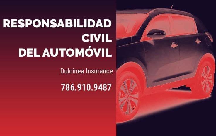 Responsabilidad civil del automóvil