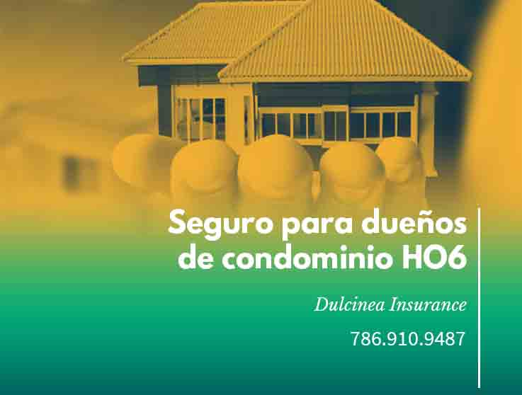 Insurance for condo owners HO6