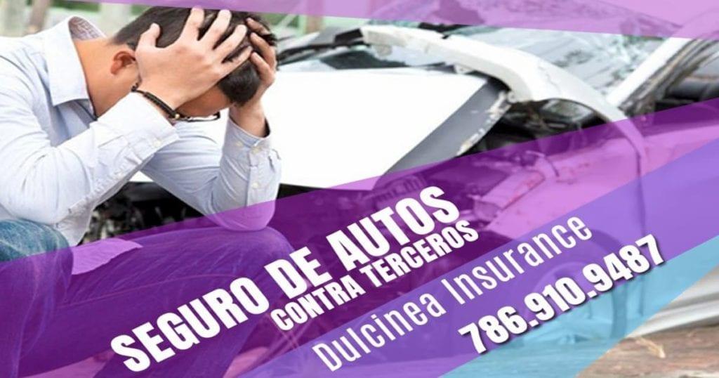 seguro de auto contra terceros