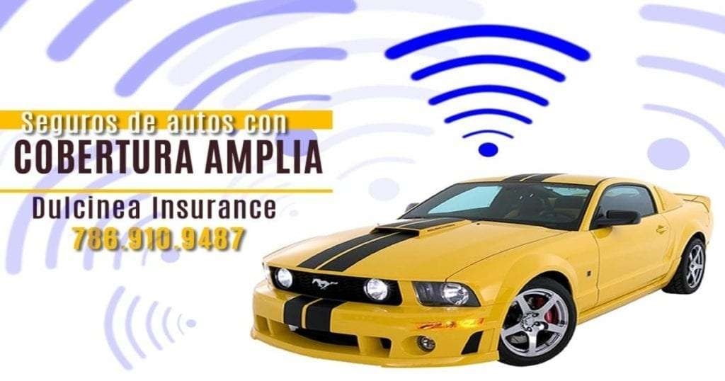 Seguros de autos con cobertura amplia