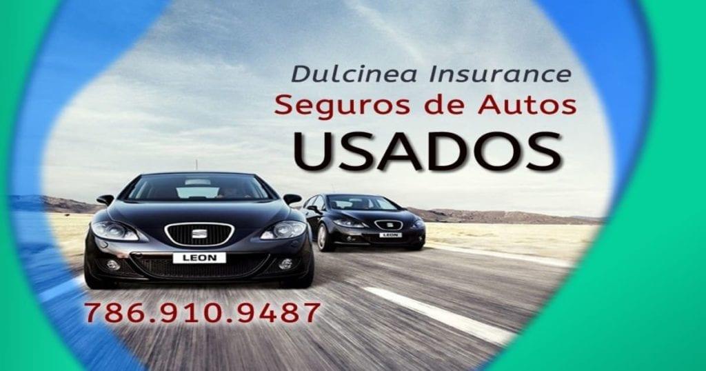 seguro para autos usados