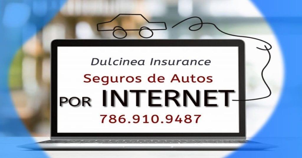 seguro de auto por internet