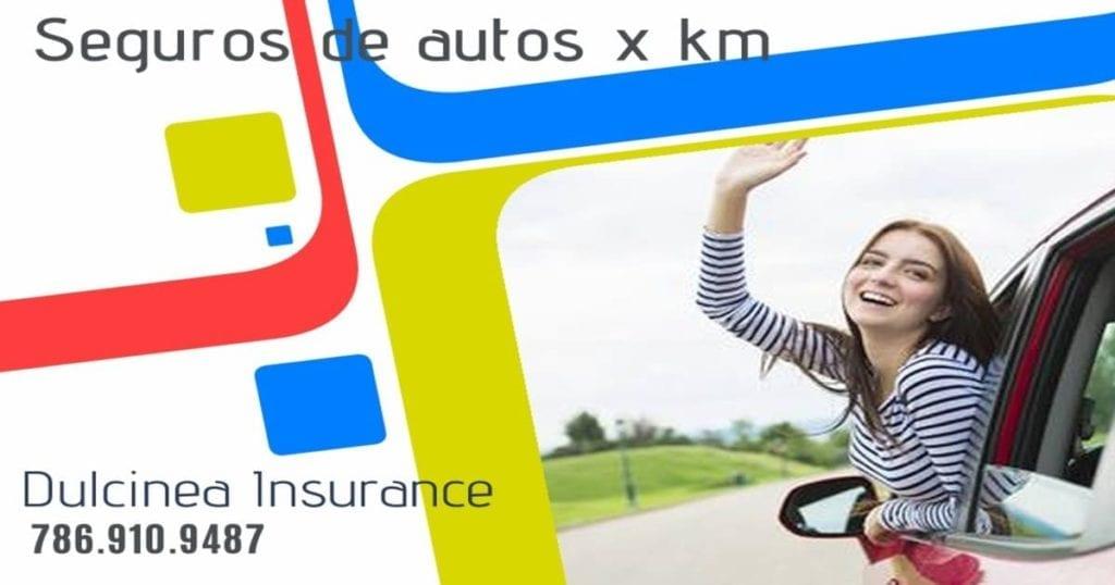 Seguros de autos x km