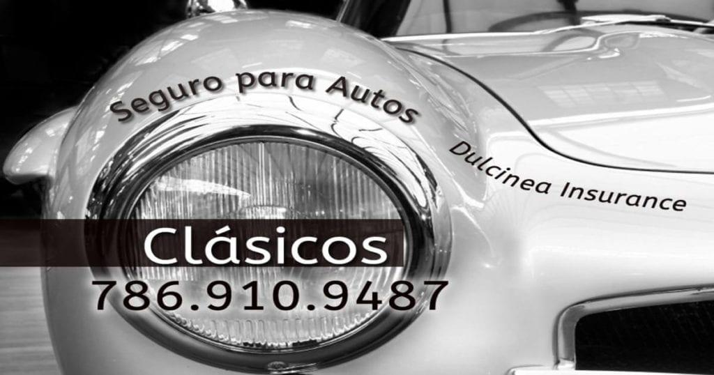 Seguros para autos clásicos