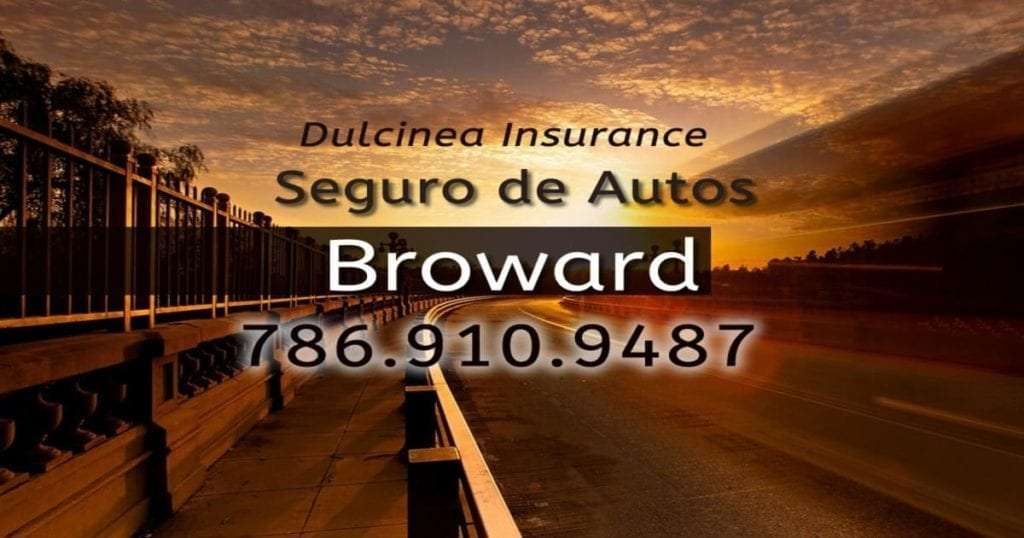 seguros de autos en broward