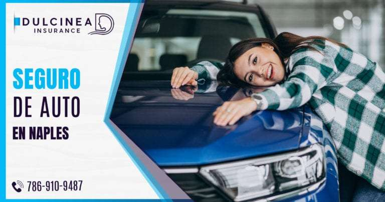 seguros de autos en Naples - Dulcinea Insurance Agency