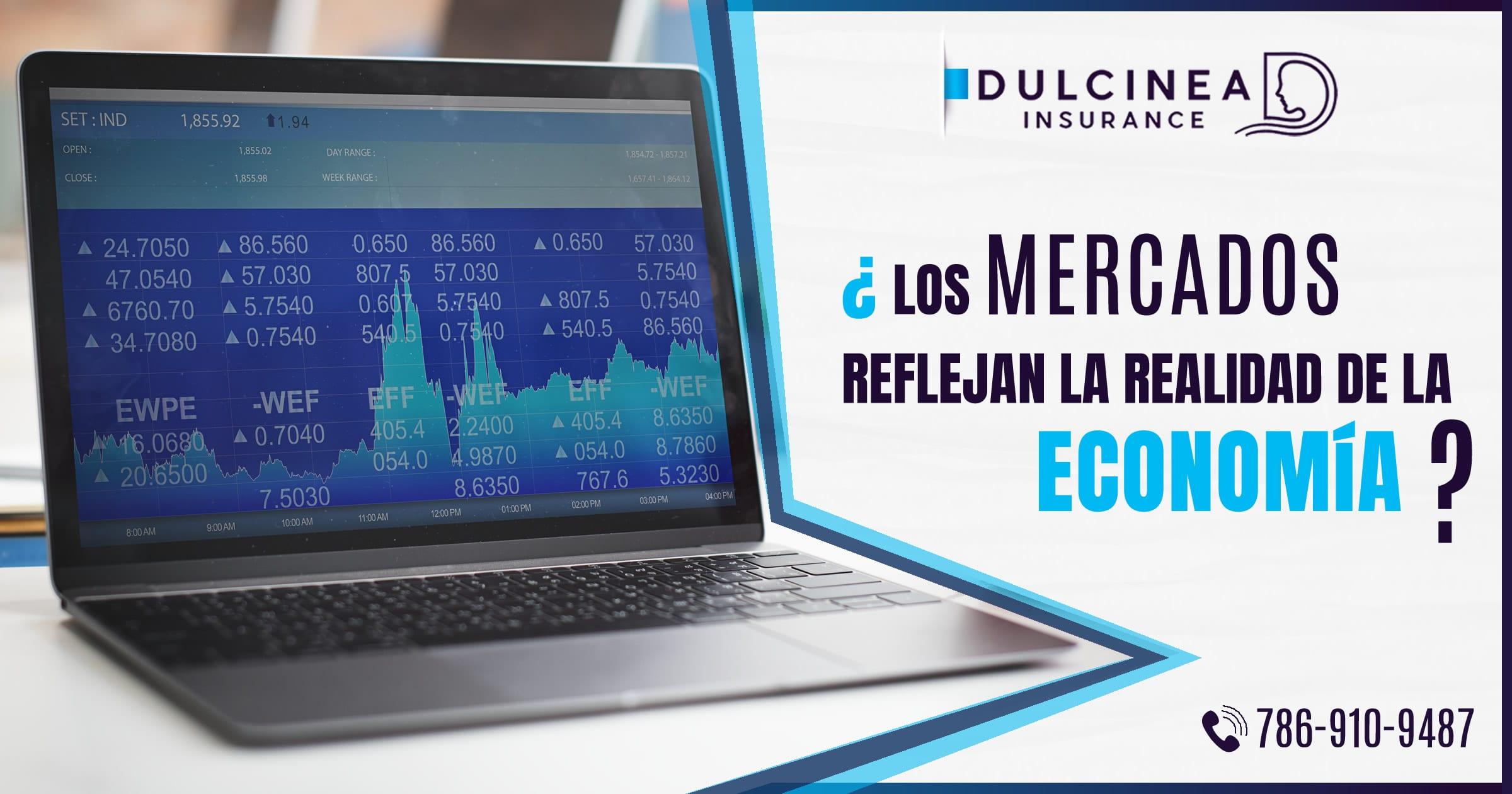 los mercados y su reflejo en la economia