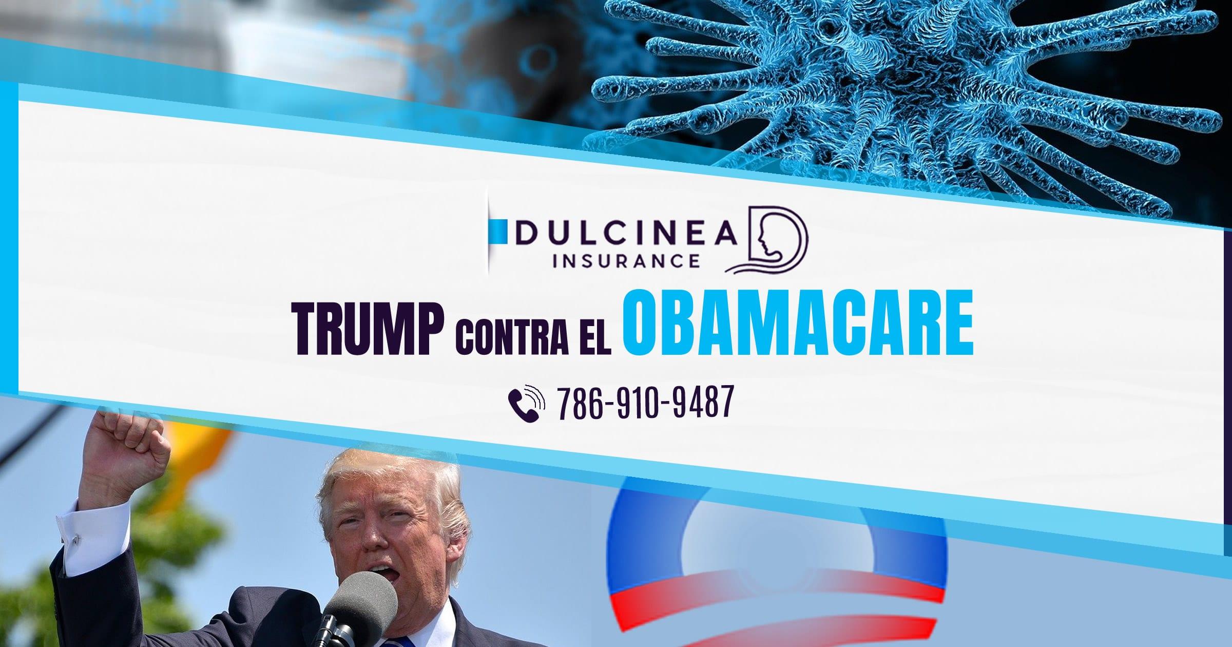 trump contra el obamacare en medio de la pandemia covid-19